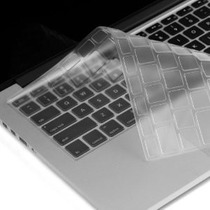 Protetor Teclado Transparente Macbook White Pro Air 13/15/17