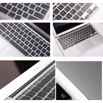 Macbook Pro Air 13/15/17 Protetor De Teclado Silicone Ref101