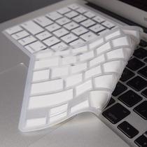 Protetor De Silicone Para Teclado Macbook Air Branco 11.6 Mb