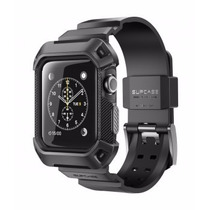 Apple Watch Supcase Capa Pulseira Case Black 42