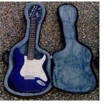 Semi Case Para Guitarra Modelo Strato - Solid Sound Capa Bag
