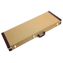 Estojo Case Guitarra Les Paul, Strato, Sg Vintage Solid Soun