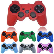 Capa Case De Silicone Controle Ps3 Playstation 3