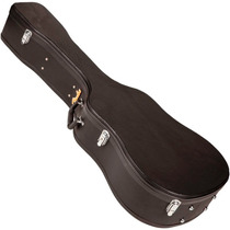 Hard Case Fender Violão Folk Original Preto
