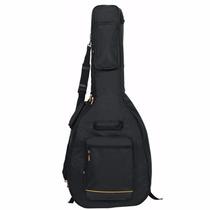 Bag Capa Para Violão Folk Deluxe Line Rockbag Rb 20509b +nfe