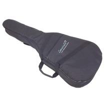 Capa Bag Para Violão Folk Semi Luxo