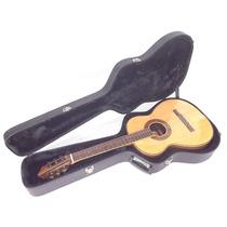 Case Para Violão Folk Com Chave