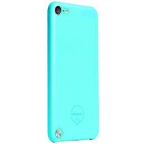 Capa Para Ipod Touch 5go! Coat_0.4 Solid Azul Ozaki