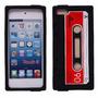 Capa Para Ipod Touch 6 Fita K7 Estilo Retro Silicone Tpu Ml