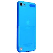 Capa Para Ipod Itouch 5g Wardrobe Azul Ozaki + Pelicula