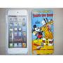 Capa Case Apple Ipod Touch 5 Walt Disney Mickey Pelicula