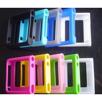 Case Bumper Ipod 6 - Varias Cores - Frete Grátis