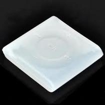 Capa De Silicone Protetora Para Ipod Shuffle 6 Branca