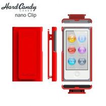 Capa/case Ipod Nano 7/7g Clip + Película + Frete Grátis