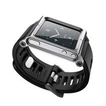 Pulseira Relógio Case Lunatik Para Ipod Nano 6 Alumínio
