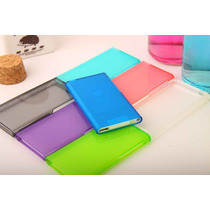 Case Capa Apple Ipod Nano 7 Tpu Macio Transpar. Varias Cores