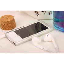 Case Capa Apple Ipod Nano 7 Acrílico Transp. Vermelha, Preta