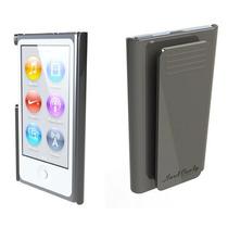 Capa Ipod Nano 7 Com Clipe De Cinto + Película Grátis