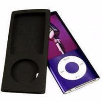 Capa Silicone Case Apple Ipod Nano 5 Geração