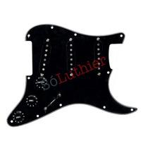 Escudo Completo P/ Guitarra Strato -3 Caps - Promoção!!