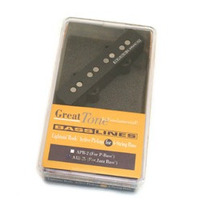 Captador Seymour Duncan Jazz Bass Ajb-2b Lightnin¿rods Ponte