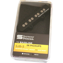 Duo Captadores Seymour Duncan Jazz Bass Quarter Pound Sjb-3