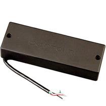 Bartolini Xxm56c-b 6 String Soapbar, Braço