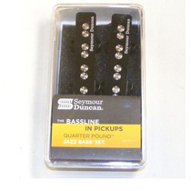 Kit Captador P/ Baixo Seymour Duncan Quarter-pound Jazz Bass