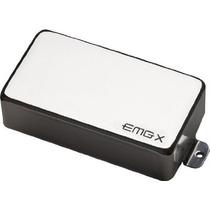 Captador Emg 85x Chrome - Ativo (cromado)