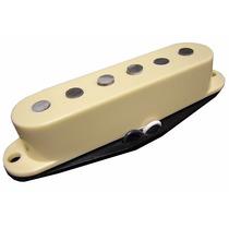 Captador Malagoli Custom Alnico Blues Ponte - Creme - Cp0174