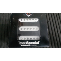 Trio De Captadores Fender Texas Special