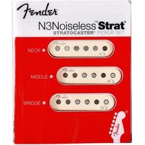 Captador Fender Noiseless N3 Stratocaster (frete Gratis)