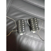 Gibson 500t E 496r Par De Captadores Gibson Lespaul Standard