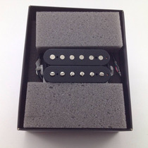 Custom 2-s Captadores P/ Guitarra Da Malagoli Braço Preto
