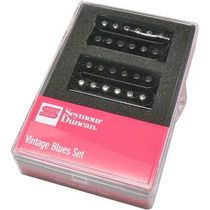 Set Captadores Seymor Duncan Vintage Blues Sh-1 59