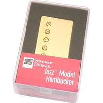 Seymour Duncan Sh-2n Jazz Model, Captador Braço Gold