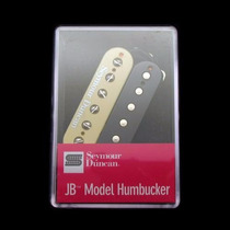Seymour Duncan Hot Rodded Set - Jb Model + Jazz Model Zebra