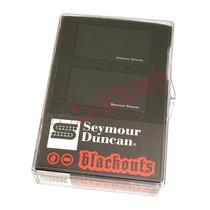 Set Captadores Seymour Duncan Blackouts 8 Cordas Ahb-1s
