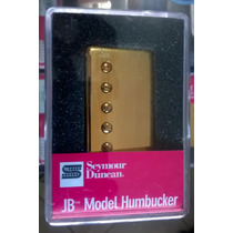 Seymour Duncan Sh-4 Jb Model Gold - Dourado - Made In Usa