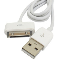 Cabo Usb Iphone 4g 3gs 3g 2g Ipod Nano Video Classic