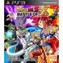 Dragon Ball Z: Battle Of Z Ps3 Portugues Pronta Entrega