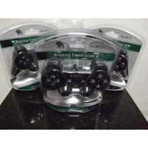 Controle Ps2 Playstation 2 Alternativo Lacrado Muito Barato