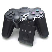 Joystick Controle Sem Fio Wireless Para Playstation 2 Ps2