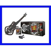 Guitar Hero Ps3 E Guitarra Warriors Of Rock Playstation 3