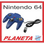 Controle Nintendo 64 - N64 - Ótima Qualidade - Garantia