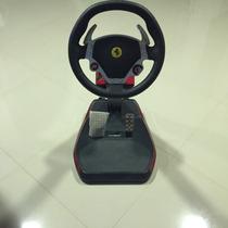 Volante Cockpit Ferrari Para Playstation 3