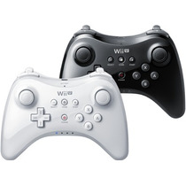 Wii U Pró Wirelles Controller Original Nintendo Do Japão