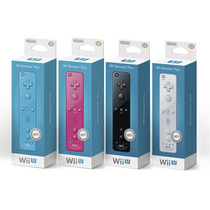 Wii Remote Motion Plus Embutido + Capa + Alça Original