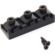 Pestana Trava Cordas 42mm Black Guitarra Alavanca Floyd Rose