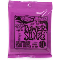 Ernie Ball 2220 Corda De Guitarra 011 - Encordoamento Usa